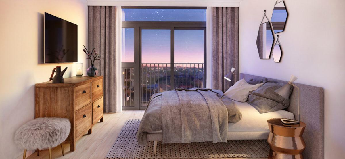 The Eden Bedroom