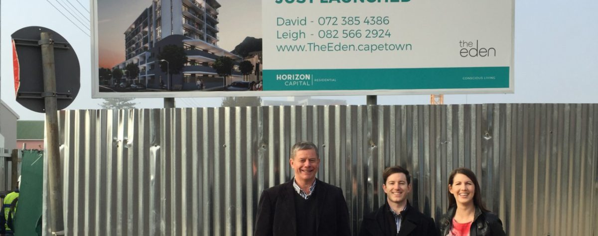 Horizon Capital Residential - The Eden
